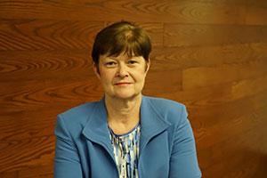Media School Visiting Professor of Practice Kathleen Johnston