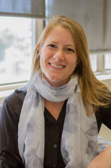 Media School Assistant Professor Melanie Sarge