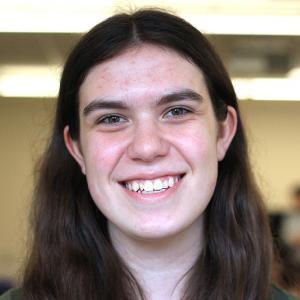Headshot of Ally Melnik