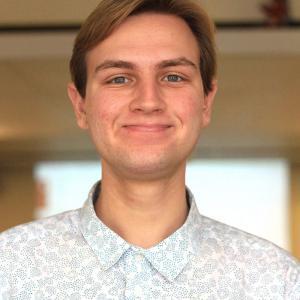 Headshot of Simon Barker