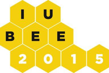 IU Bee logo