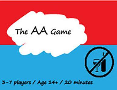 AA game logo