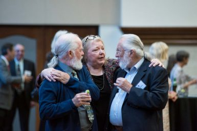 Bryan Moss, Sandra Eisert and J. Bruce Baumann