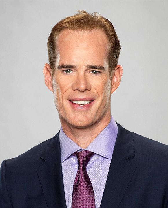 Sportscaster Joe Buck