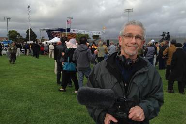 Professor emeritus Ron Osgood