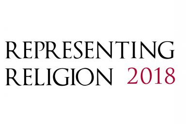 Representing Religion Symposium logo