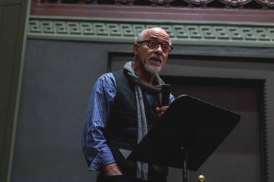 Professor Michael T. Martin, sponsor of the symposium.