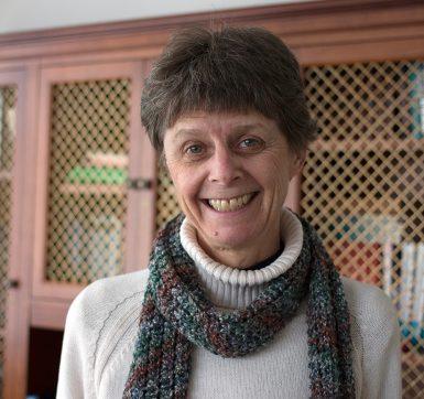 Bonnie Brownlee at The Media School