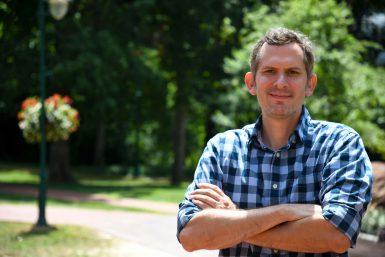 Lecturer Craig Erpelding