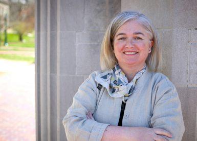 Professor of Practice Elaine Monaghan