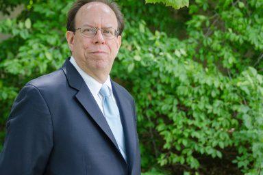 Associate professor Anthony L. Fargo (Maggie Richards, senior | The Media School)