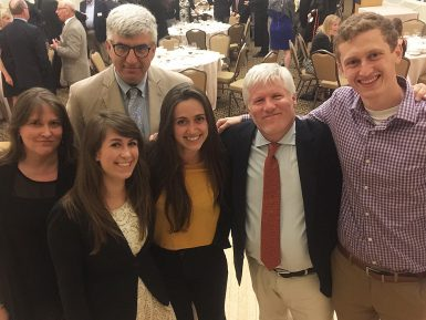 Hearst finalists