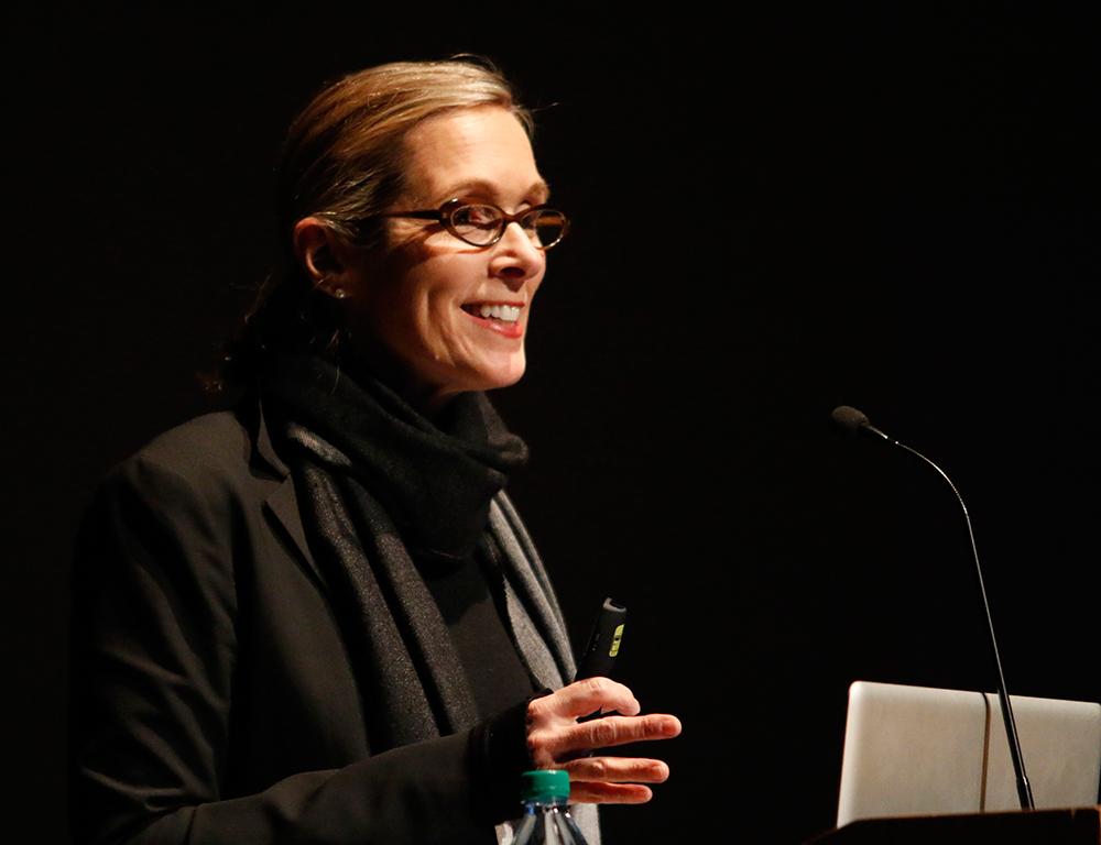 Carolyn Jones, Speaker Series, The Media School