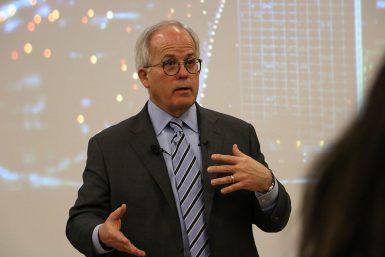 Gerry Kern at The Media School