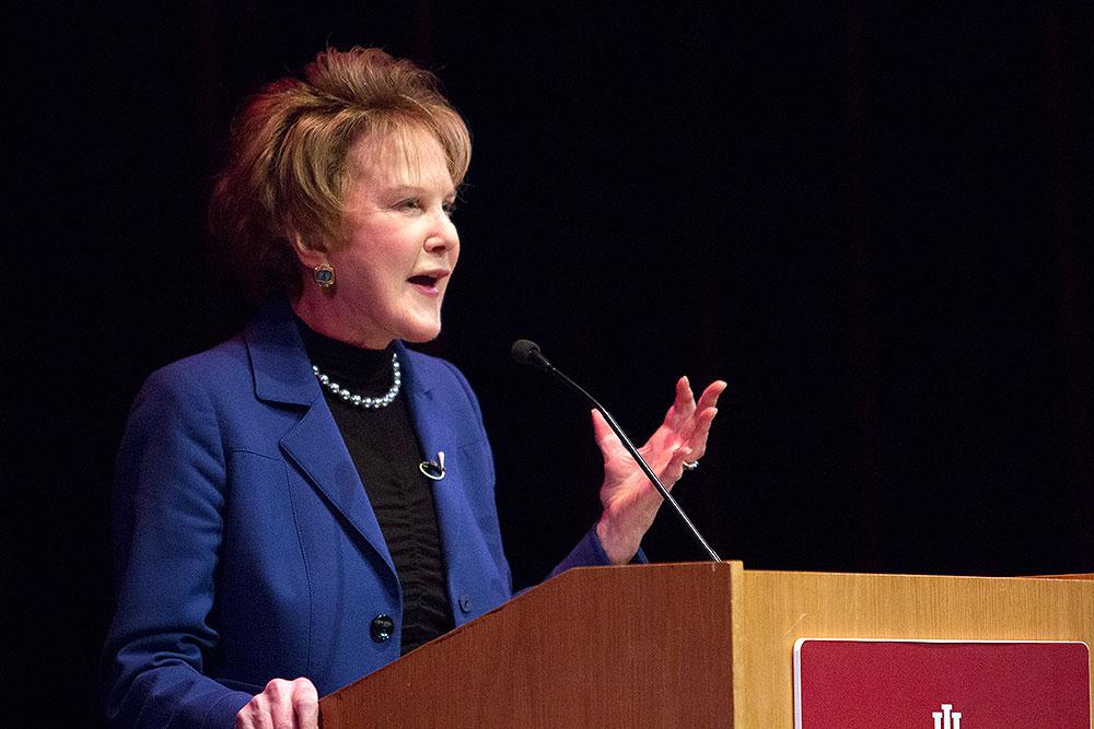 Margaret Warner