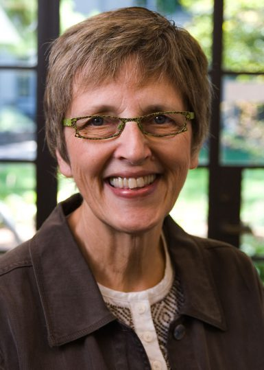 Professor emerita Christine Ogan