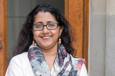 Professor Radhika Parameswaran