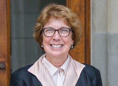 Professor Shannon Martin (Maggie Richards, BA'15   The Media School)