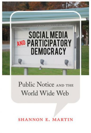 Social Media and Participatory Democracy