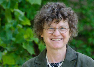 Senior lecturer Susanne Schwibs