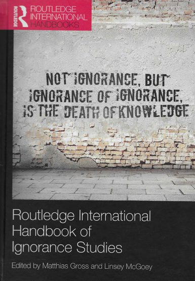 Routledge book cover