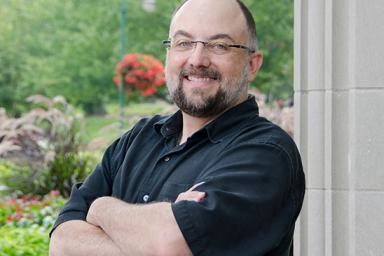 Professor Ted Castronova