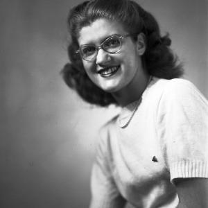 Headshot of Marjorie (Smith) Blewett