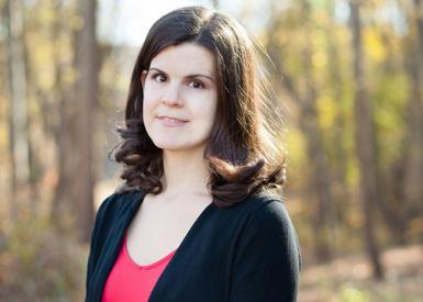 Assistant professor Jennifer Midberry