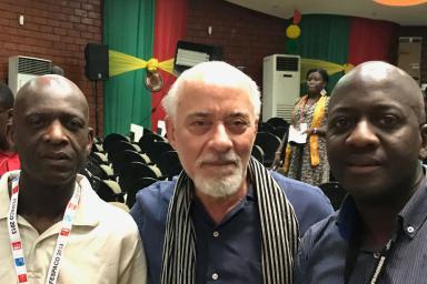 Martin commemorates 10 years of Black Camera at 50th-anniversary FESPACO