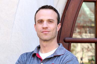 Associate professor Paul Wright