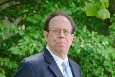 Associate professor Tony Fargo