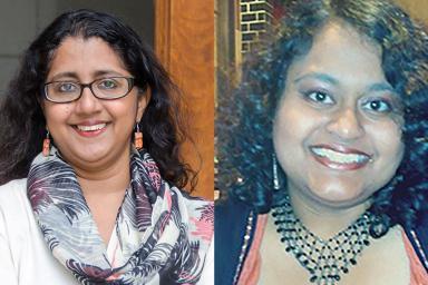Radhika Parameswaran and Pallavi Rao