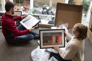 Media School hosts traveling Women Photojournalists of Washington exhibit