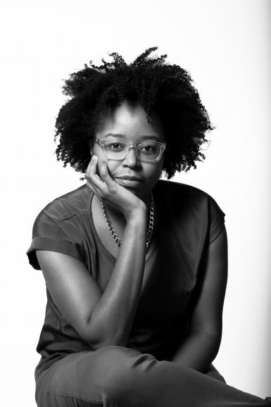 Philana Payton, scholar-activist and PhD candidate at the University of Southern California.